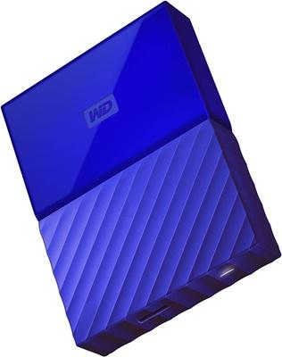 WD 2TB My Passport Mavi USB 3.0 2.5 (WDBS4B0020BBL) Taşınabilir Disk