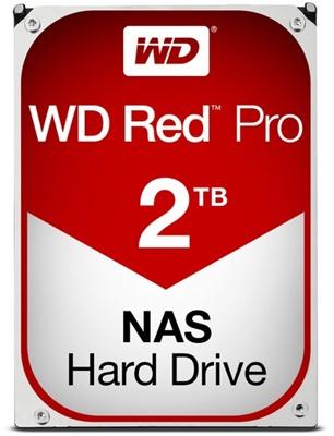 WD 2TB Red Pro 64MB 7200rpm (WD2002FFSX) NAS Diski