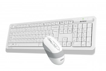 En ucuz A4 Tech FG1010 Beyaz Türkçe Q  Kablosuz Klavye + Mouse Set Fiyatı