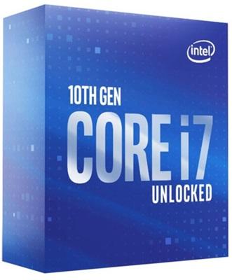 En ucuz Intel Core i7 10700K 3.80 Ghz 8 Çekirdek 16MB 1200p 14nm İşlemci Fiyatı