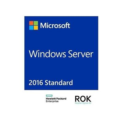 En ucuz HP 871148-B21 MS Server 2016 Standart ROK 1 Kullanıcı Sunucu Yazılımı  Fiyatı