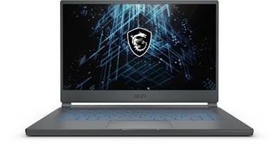 MSI Stealth 15M A11UEK-035XTR i7-11375H 16GB 512GB SSD 6GB RTX3060 Max-Q 15.6 Dos Oyuncu Laptop