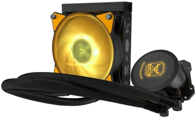 En ucuz CoolerMaster MasterLiquid RGB TUF Edition 120mm Intel-AMD Uyumlu Sıvı Soğutucu  Fiyatı