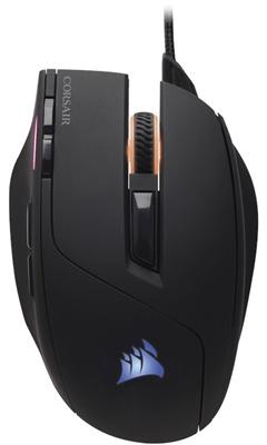 Corsair Sabre Siyah Optik Gaming Mouse
