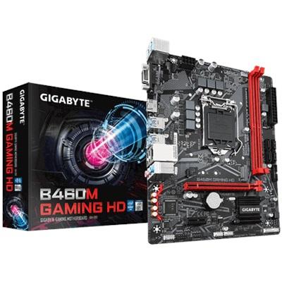 En ucuz Gigabyte B460M Gaming HD 2933mhz(OC) M.2 1200p mATX Anakart Fiyatı