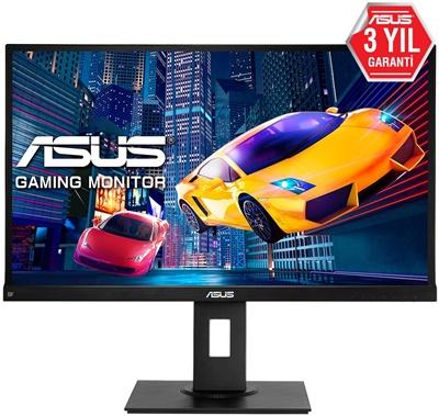 """En ucuz Asus 27"""" VP279QGL 1ms 75hz HDMI,D-Sub,DisplayPort FreeSync Monitör Fiyatı"""