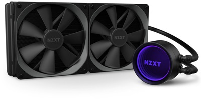 NZXT Kraken X63 280 mm Intel-AMD Uyumlu Sıvı Soğutucu