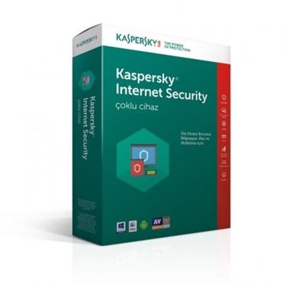 En ucuz Kaspersky Internet Security 4 Kullanıcı 1 Yıl Lisanslı Antivirüs   Fiyatı