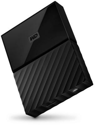 En ucuz WD 3TB My Passport Siyah USB 3.0 2.5 (WDBYFT0030BBK-WESN) Taşınabilir Disk Fiyatı