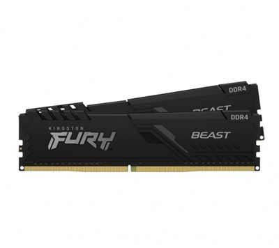 Kingston 32GB Fury Beast 3000mhz CL16 DDR4  Ram (KF430C16BB/32)