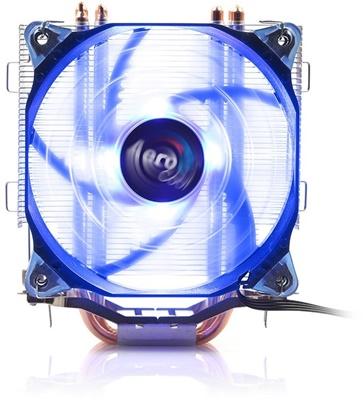 Aerocool Verkho5L Mavi Led 120 mm Intel-AMD Uyumlu Hava Soğutucu