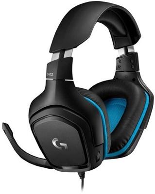 En ucuz Logitech G432 Wired 7.1 Surround Siyah Gaming Kulaklık  Fiyatı