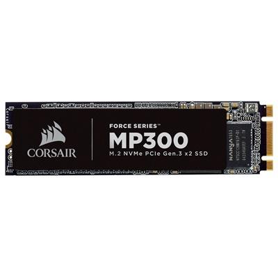 Corsair 120GB Force Series MP300 NVMe Okuma 1520MB-Yazma 460MB M.2 SSD (CSSD-F120GBMP300)