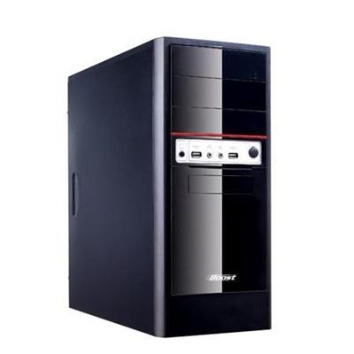En ucuz PowerBoost VK-1624 350W USB 2.0 ATX Mid Tower Kasa  Fiyatı
