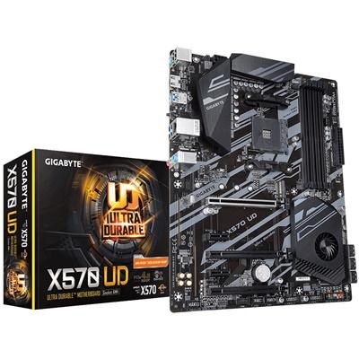 En ucuz Gigabyte X570 UD 4000mhz(OC) RGB M.2 AM4 ATX Anakart Fiyatı