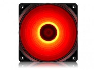 En ucuz Deep Cool RF120R Kırmızı Led 120mm Fan  Fiyatı