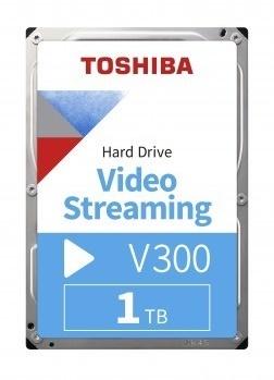 Toshiba 1TB V300 64MB 5700rpm (HDWU110UZSVA) Harddisk