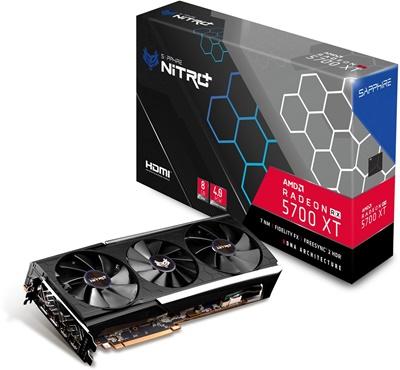En ucuz Sapphire Radeon RX5700XT Nitro+ 8GB GDDR6 256 Bit Ekran Kartı Fiyatı