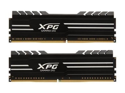 XPG 8GB(2x4) Gammix D10 Siyah 3000mhz CL16 DDR4  Ram (AX4U3000W4G16-DB10)
