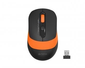 En ucuz A4 Tech FG10 Turuncu  Kablosuz Mouse Fiyatı