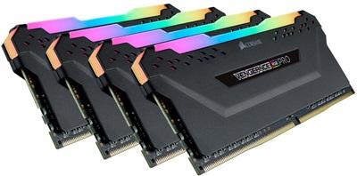 Corsair 32GB(4x8) Vengeance RGB PRO 3200mhz CL14 DDR4  Ram (CMW32GX4M4C3200C14)