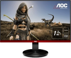 "Aoc 24,5"" G2590VXQ 1ms 75hz VGA,DPPort,HDMI, FreeSync Gaming Monitör"