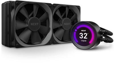 NZXT Kraken Z53 240 mm Intel-AMD Uyumlu Sıvı Soğutucu