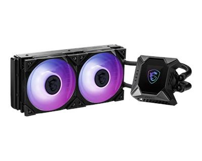 MSI MPG CoreLiquid K240 ARGB 240 mm Intel-AMD Uyumlu Sıvı Soğutucu