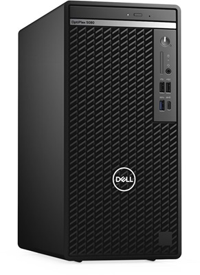 Dell Optiplex 5080MT i7-10700 8GB 256GB SSD  Dos Masaüstü PC