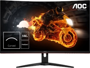 "En ucuz Aoc 31,5"" C32G1 1ms 144hz HDMI,VGA,DPPort FreeSync Curved Gaming Monitör Fiyatı"