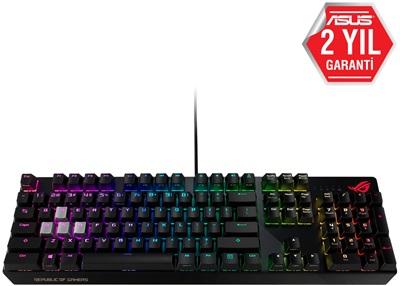 Asus Rog Strix Scope RGB NX Red Switch Mekanik Gaming Klavye
