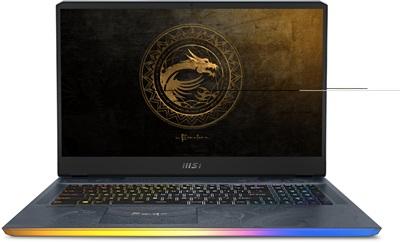 MSI GE76 Dragon Tiamat 11UH-264TR i9-11980HK 64GB 2TB SSD 16GB RTX3080 17.3 Windows 10 Oyuncu Notebook