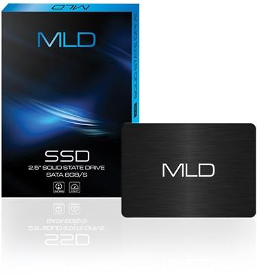 MLD 120GB M100 Okuma 530MB-Yazma 520MB SATA SSD (MLD25M100P11-120)