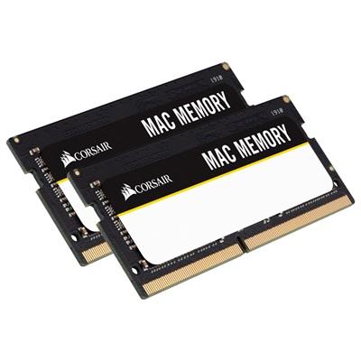 En ucuz Corsair 32GB(2x16)  2666mhz CL18 DDR4 Notebook Ram (CMSA32GX4M2A2666C18) Fiyatı