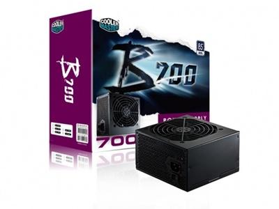Cooler Master 700W B700 Serisi 80+  Güç Kaynağı
