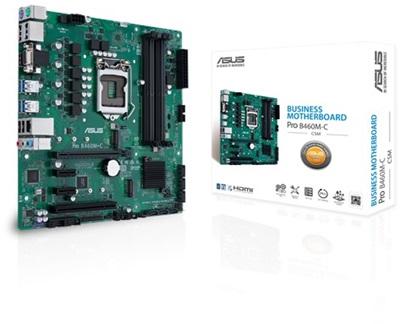 En ucuz Asus PRO B460M-C/CSM 2933mhz(OC) M.2 1200p mATX Anakart Fiyatı