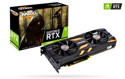 Inno3D GeForce RTX 2080 Ti Twin X2 11GB GDDR6 352 Bit Ekran Kartı