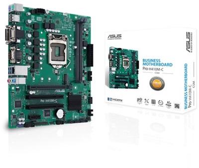 En ucuz Asus PRO H410M-C/CSM 2933mhz(OC) M.2 1200p mATX Anakart Fiyatı