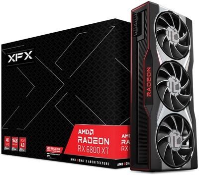 En ucuz XFX Radeon RX6800XT Gaming 16GB GDDR6 256 Bit Ekran Kartı Fiyatı