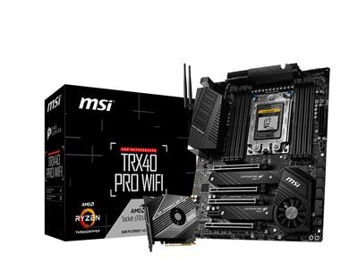 En ucuz MSI TRX40 Pro WiFi 4666mhz(OC) M.2 sTRX4 ATX Anakart Fiyatı