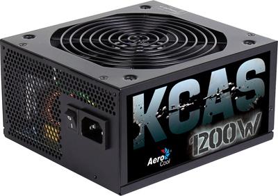 Aerocool 1200W KCAS Serisi 80+ Bronz Yarı Modüler Güç Kaynağı