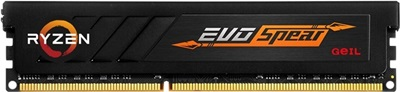 En ucuz GeIL 16GB(2x8) Evo Spear AMD Edition 3600mhz CL18 DDR4  Ram (GASB48GB3600C18BSCX2) Fiyatı