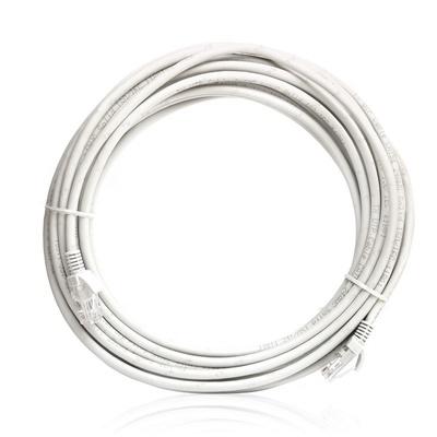 En ucuz TX Cat5E CCA Solid UTP Gri 10 Metre Network Kablosu   Fiyatı