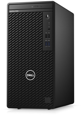 Dell Optiplex 3080MT i3-10100 8GB 256GB SSD  Dos Masaüstü PC