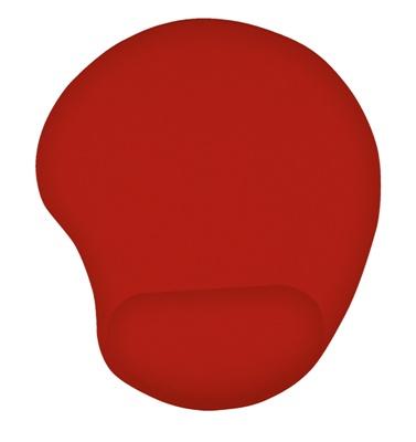 En ucuz Trust 20429 BigFoot Jel Bilek Destekli Kırmızı Mousepad   Fiyatı