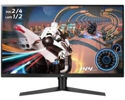 """LG 31.5"""" 32GK650F 1ms 144hz HDMI,DisplayPort FreeSync 2K Gaming Monitör"""