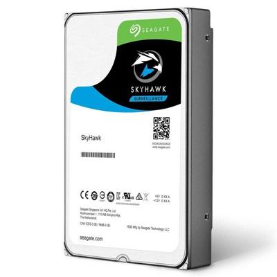 Seagate 10TB Skyhawk 256MB 7200rpm (ST10000VX0004) Güvenlik Diski