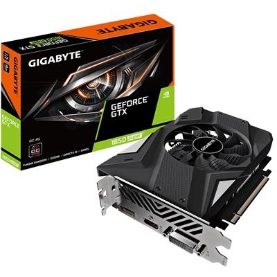 En ucuz Gigabyte GeForce GTX1650 Super OC 4G 4GB GDDR6 128 Bit Ekran Kartı Fiyatı