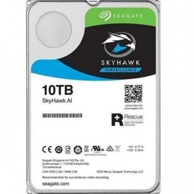 En ucuz Seagate 10TB Skyhawk 256MB 7200rpm (ST10000VE0008) Harddisk Fiyatı