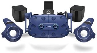 HTC Vive Pro Eye Full Kit Sanal Gerçeklik Gözlüğü (99HARJ002-00)
